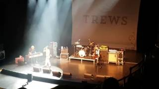 The Trews paranoid freak