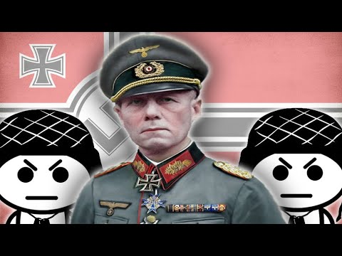 Why Reddit's Nazi Apologists LOVE General Erwin Rommel