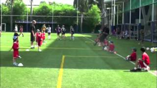 Can U Kick it - 4 to 5 years old coaching course