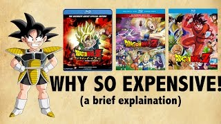 Why Is Anime So Expensive Compared to Mainstream TV?