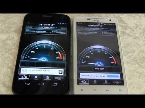 HTC Velocity 4G: Europas erstes LTE-Smartphone ausprobiert
