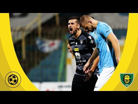 Skrót meczu Stomil Olsztyn - GKS Katowice 0:1
