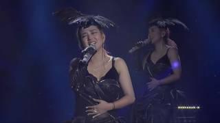 【HQ高音质】请不要对我说Sorry 何洁 Live@不服来犟北京演唱会 He Jie 720p