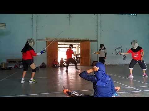 Video Teknik Dasar Olahraga Anggar