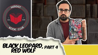 Nerdist Book Club - Black Leopard, Red Wolf Part 4