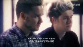 One Direction - What Makes You Beautiful And Live While We're Young Acoustic