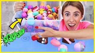 Squishy Challenge En Güzel Squishy Kimde Squishy Avı Eğlenceli Çocuk Videosu Dila Kent