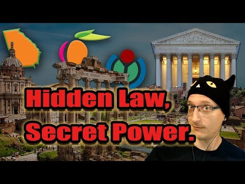 """Secret Laws, Powerful Men: A """"Brief"""" History of Published Law"""