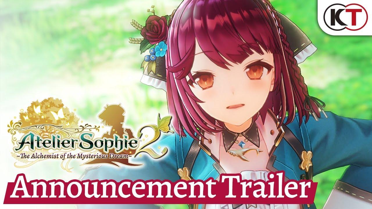 Atelier Sophie 2: Die Reise geht weiter!