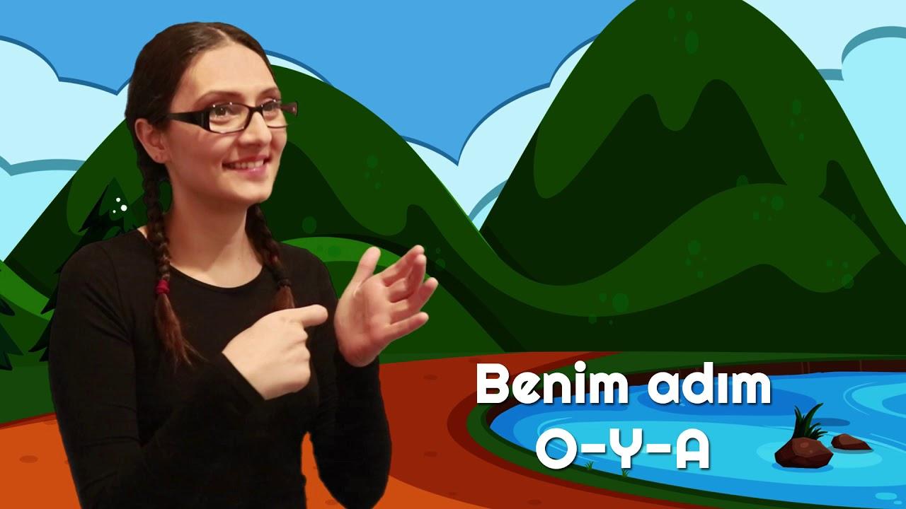 Türk İşaret Dili Ortaokul-Lise Videoları-4