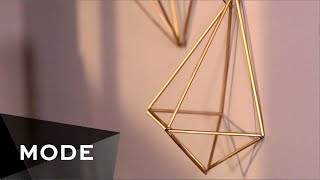 Easy Geometric Art | Glam It Yourself