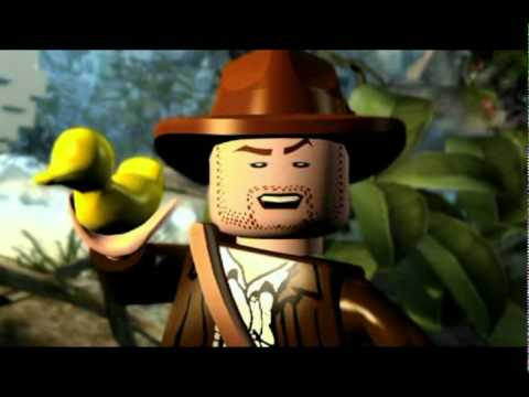 Trailer de LEGO Indiana Jones The Original Adventures