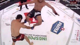 Эдуардо Коррейя Коста vs Магомедкамиль Маликов highlights, M-1 Challenge 95