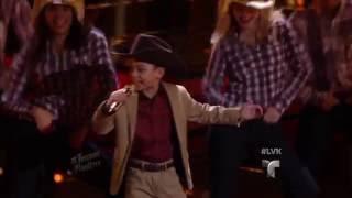 Joel canta 'Como Me Duele'  | La Voz Kids 2016