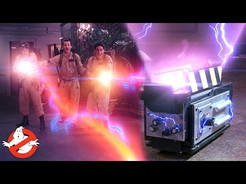 Best Ghostbusters Gadgets: Proton Packs, Ghost Traps & More