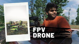 FPV Drone road trip in India // Raw vlog EP-2