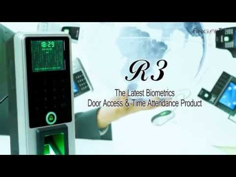 The Latest Biometric Access Control & Time Attendance System - FingerTec R3 Introduction