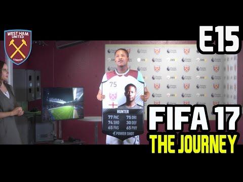 FIFA 17 Indonesia | The Journey E15 - Kembali bermain di Premier League!