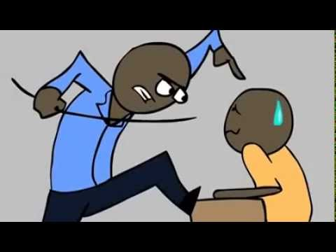 Download African Teacher ( Cartoon ) HD Mp4 3GP Video and MP3