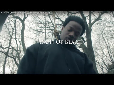 """AP Da Don (@CoolForThought5) – """"Dash Of Black"""" Produced by @JCityPiccolo (Official Music Video): Music"""