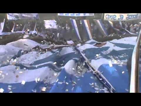 """""""Recibimiento JUVENTUD ANTONIANA vs cn - 9.12.12"""" Barra: La Inigualable Nº1 del Norte • Club: Juventud Antoniana"""
