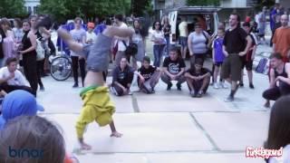 Rockalution 2017: Breakdance Warmup