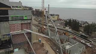 Watch the video - Vision Northland: Superior Street Area Time Lapse - November 2019 - September 2020