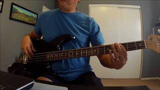 """What If I'd Been The One""  (38 Special)  Bass Cover"