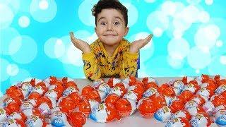 Yusuf surprise egg prank | Evde Sürpriz Yumurta Yağmuru!!