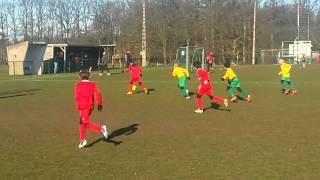 preview picture of video 'Diepenbeek VV de Zwalus maakt een goal tegen rooierheide'