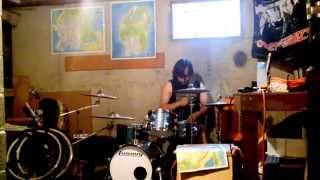Drum Cover , Asesino - Amor Marrano