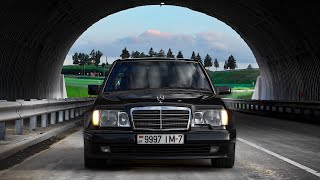 Mercedes-Benz W124 E500 in Motion | BatusW124
