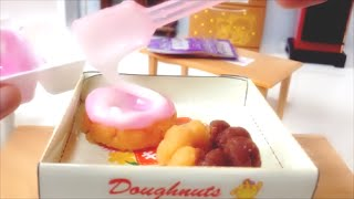 Miniature Food#47 Donut (Candy) - Cooking/HAPPY Kitchen Series