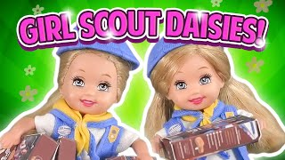 Barbie - Were Girl Scout Daisies! Ep.199