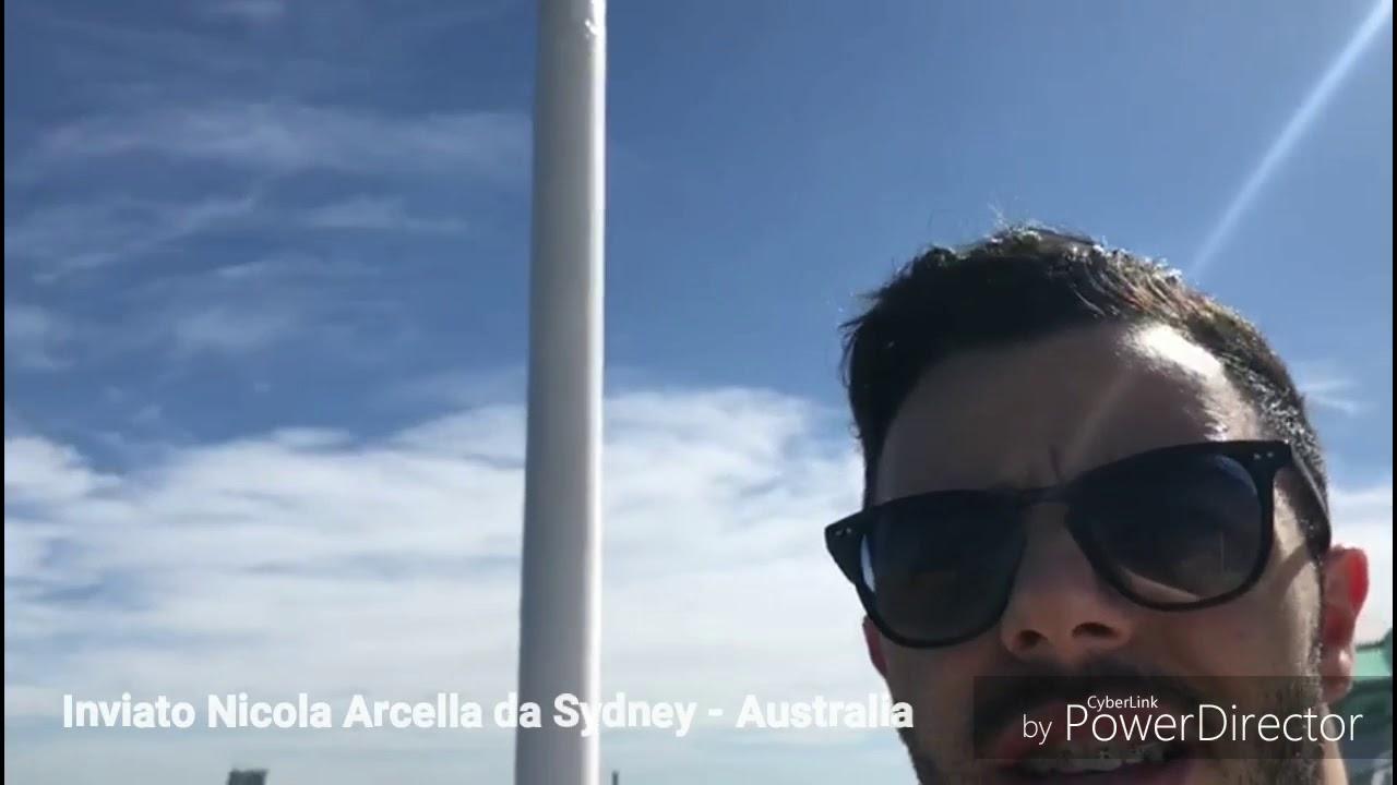 Nicola Arcella da Sydney - Australia