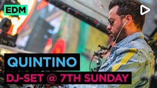 Quintino (DJ Set) @ 7th Sunday Festival | SLAM!