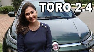Nova Fiat Toro 2.4 Flex 2017 Freedom