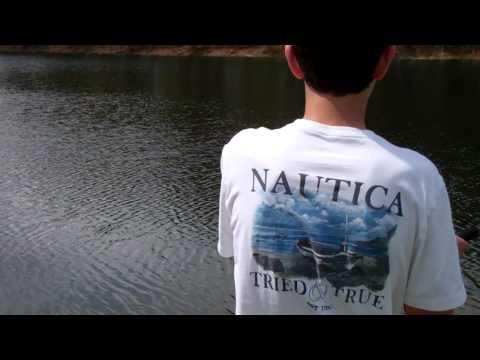 Bobber Bass Fishing