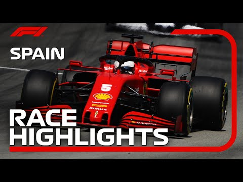 2020 Spanish Grand Prix: Race Highlights