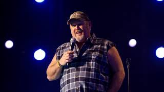 Larry The Cable Guy Tells Us A Love Story