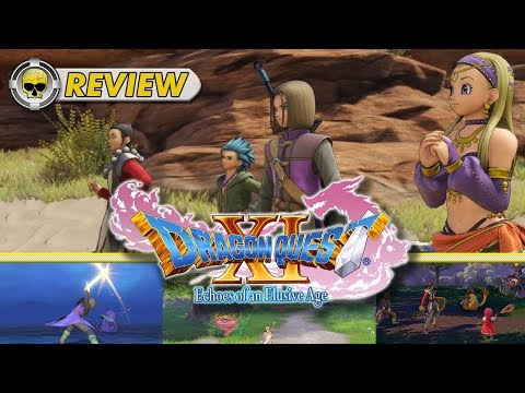 Dragon Quest XI: REVIEW video thumbnail