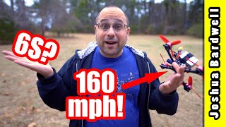 "He gave me a ""160 mph"" Racing Drone. I'M NOT WORTHY!"