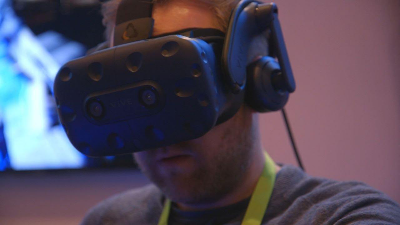 HTC Vive Pro hands on thumbnail
