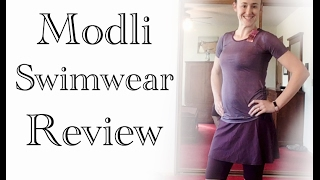 Modli Swimwear Review || Modest Swimsuit