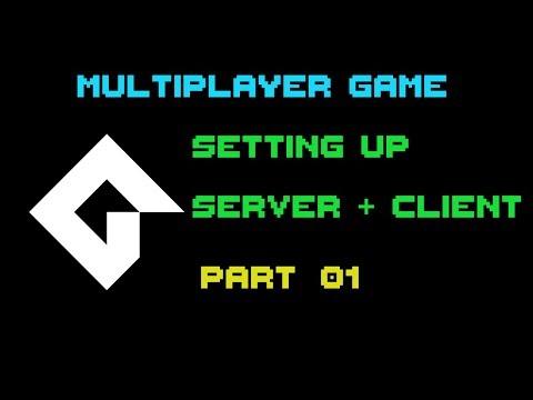 Multiplayer Game in Game maker Studio 2 Part 1
