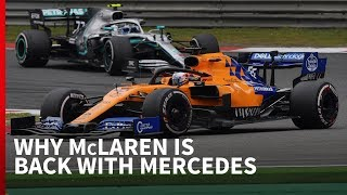 McLaren's painful and expensive journey back to Mercedes explained