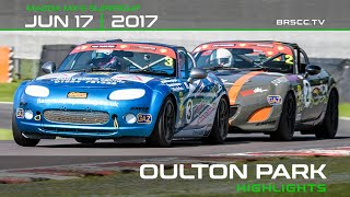 MX5_SuperCup - OultonPark2017 Rounds10 11 and 12