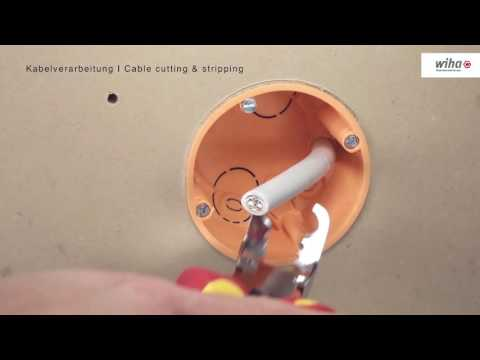 Wiha #7 - Zange TriCut VDE Kabelverarbeitung