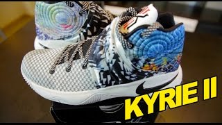 NIKE KYRIE 2 PERFORMANCE REVIEW + ON FEET