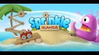 Прохождение игры Sprinkle Islands с (1-12 уровня, 1 карта) на андроид